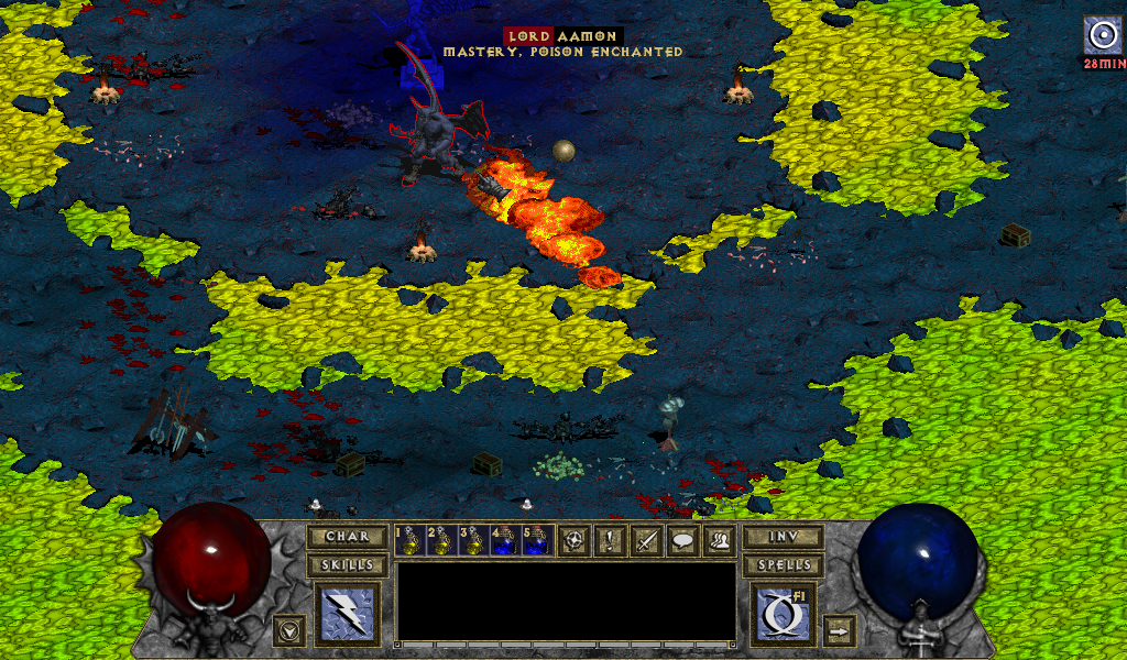 Diablo 1 HD